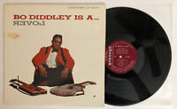 Bo Diddley - Is A Lover - 1961 US Mono Checker LP 2980 (EX-) Ultrasonic Clean