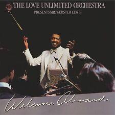 Love Unlimited & Webster Lewis • Welcome Aboard 24 Bit Remastered Import CD