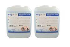 2x 5L 1000ml Isopropanol, Isopropylalkohol, IPA, 2-Propanol, 99,9% Reiniger