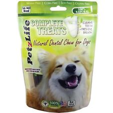 Petzlife Complete Dental Treats - Small/Medium (8 oz)