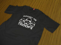Star Wars tshirt Support The Troops stormtrooper imperial small upto 3XL XXXL