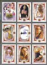 Buffy The Vampire Slayer Women of Sunnydale 90 card set from Inkworks 2004