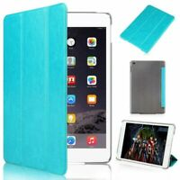 PU Leather Folio Case Cover Case Ultra Sim Protective Stand for iPad Mini4