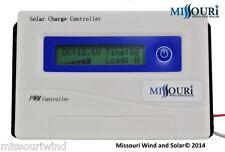 10 amp 12 / 24 Volt Auto Detect PWM Solar Panel Charge Controller