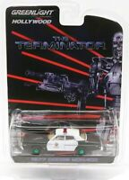 "Greenlight ""The Terminator"" 1977 Dodge Monaco 1/64 Diecast Chase Car 44790C"
