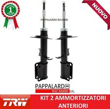 KIT 2 AMMORTIZZATORI ANTERIORI TRW  FIAT MULTIPLA 1.6 16V  BIPOWER NATURAL POWER