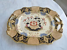 RARE Early 1800's English Imari Platter Tray