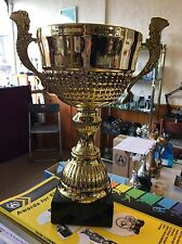Large Gold Cup Trophy- Free