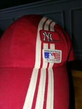 New York Yankees Baseball Cap Adidas Red