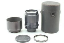 MINT+】 Pentax SMC Takumar 135mm f/2.5 Manual Lens M42 Mount Case Hood Japan 1847