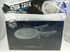 "Star Trek USS Enterprise NCC-1701-C 10"" Special Issue XL with Magazine Eaglemoss"