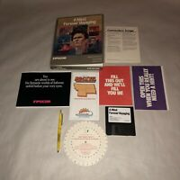 VERY RARE *UNTESTED* Commodore Amiga Game A MIND FOREVER VOYAGING! COMPLETE