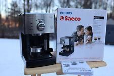 Philips Saeco Poemia 15 Bar Espresso Machine Maker w Accessories Model HD8325
