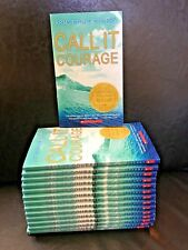 Call It Courage by Armstrong Sperry Guided Reading Book Set of 15-New!
