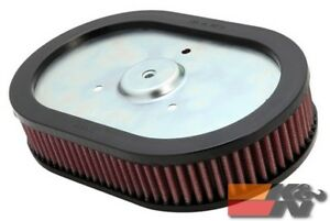 K&N Replacement Air Filter For H/D SCREAMIN EAGLE VENTILATOR ELEMENT HD-0910