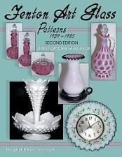 Fenton Art Glass Patterns : 1939-1980 by Margaret Whitmyer and Kenn Whitmyer...