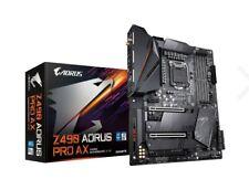 GIGABYTE Z490 AORUS PRO AX LGA 1200 Intel Mainboard