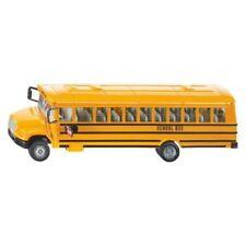 Autobús de automodelismo y aeromodelismo SIKU color principal amarillo