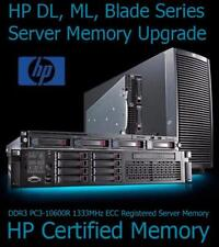 16GB Kit Memory Upgrade HP ProLiant DL360 G6 PC3-10600R DDR3 ECC Server Memory 2