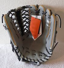 "NWT Nike Sha/Do Edge Adult Baseball Glove Right Handed 12.5"" Grey MSRP$100"