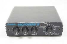 Alesis MicroVerb II Micro Rack Mount Reverb Effects Processor