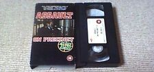 ASSAULT ON PRECINCT 13 4FRONT RARE SLIPCASE UK PAL VHS VIDEO 1997 John Carpenter