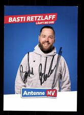 Basti Retzlaff Autogrammkarte Original Signiert # BC 110146