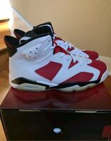Air Jordan 6 Retro Carmine Mens Size 13 CDP. # 1 3 5 7 8 9 10 11 12 13 14 23.