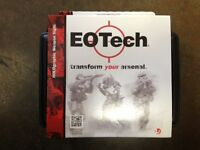 NEW Eotech 512 Holographic Weapon Sight 512.A65  2016 MODEL