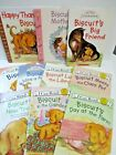 10 lot Biscuit books My first readers, lift the flap dog Alyssa Satin Capucilli