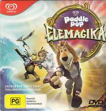 Paddle Pop Elemagika-Full Length Feature Film-2010-Animated-Movie-DVD