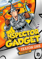 Inspector Gadget: Season 1 Volume 1 (3 Disc) DVD NEW