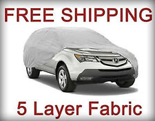 5 LAYER SUV CAR COVER GEO TRACKER 4DR 1998 1999 2000 2001 2002