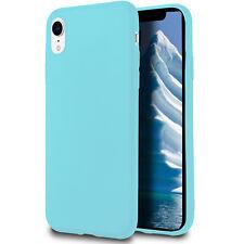 Dun Telefoon Case voor iPhone XR Gummi Beschermingshoesje Bescherming Flexibel