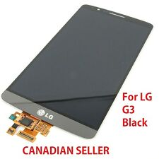 For LG G3 D850 D851 D852 VS985 LS990 LCD Digitizer+Touch Screen Assembly BLACK