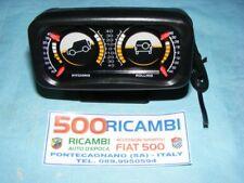 FIAT 500 F/L/R 126 PANDA STRUMENTO CRUSCOTTO INCLINOMETRO ILLUMINATO FUORISTRADA