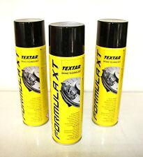 3x Textar Original Limpiador Del Freno 500ml Bote Spray Limpieza Piezas 96000100