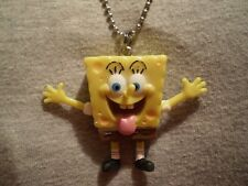 Spongebob Necklace-Kid Jewelry,Party Favor Gift,Girl Boy Gift, Pendant, Charm