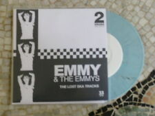 EMMY & THE EMMYS 1er groupe de MADONNA The lost ska tracks VYNIL COULEUR RARE