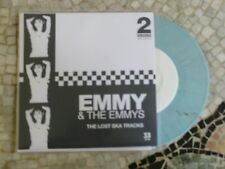 EMMY & THE EMMYS 1er groupe de MADONNA The lost ska tracks VYNIL COULEUR RARE