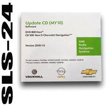 OPEL dvd800 cd500 Navi mise à jour logiciel ASTRA J INSIGNIA MERIVA B - & GT mj2010 Bosch