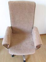 Sesselschoner, Sesselauflage, Überwurf, Alpaca Wolle Made in Germany