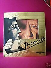 PICASSO*DRAEGER*DALI*DEUTCH*BOOK*ART*VINTAGE*1972*BEST*