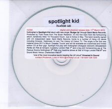 (DV260) Spotlight Kid, Budge Up - 2013 DJ CD