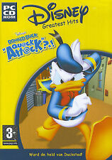 Disney's Donald Duck Quack Attack (PC CD Rom)