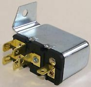 1960-1966 Oldsmobile Seat Relay for 4 & 6 Way Power Seat - 6 Prong - Brand New!