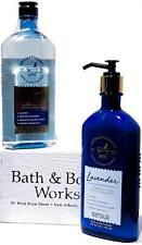 Bath & Body Works Aromatherapy Lavender Shower Gel & Body Lotion Set of 2