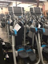 Precor 885 P80 Open Stride AMT with Touch Screen Console Cleaned and Serviced