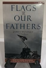 Flags Of Our Fathers by Bradley Powers Bostwick 4 Cassette Audio Book