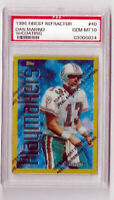 1996 Finest G40 Gold Refractor Dan Marino PSA 10 MINT HOF Football Card Rare